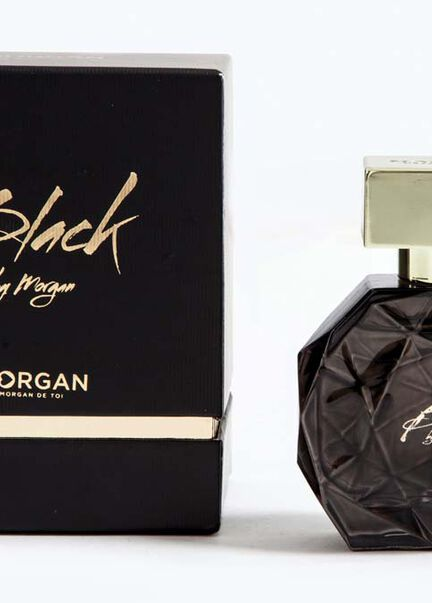 Parfum Black by Morgan 50ml noir femme